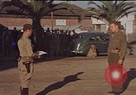 Image of Sergeant Richard Ryan receives Silver Star medal Fedhala French Morocco, 1942, second 4 stock footage video 65675050228