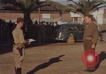 Image of Sergeant Richard Ryan receives Silver Star medal Fedhala French Morocco, 1942, second 5 stock footage video 65675050228