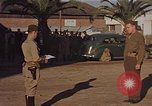Image of Sergeant Richard Ryan receives Silver Star medal Fedhala French Morocco, 1942, second 6 stock footage video 65675050228