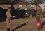 Image of Sergeant Richard Ryan receives Silver Star medal Fedhala French Morocco, 1942, second 7 stock footage video 65675050228