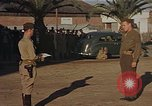 Image of Sergeant Richard Ryan receives Silver Star medal Fedhala French Morocco, 1942, second 9 stock footage video 65675050228
