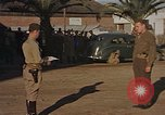 Image of Sergeant Richard Ryan receives Silver Star medal Fedhala French Morocco, 1942, second 11 stock footage video 65675050228