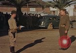 Image of Sergeant Richard Ryan receives Silver Star medal Fedhala French Morocco, 1942, second 12 stock footage video 65675050228