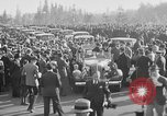 Image of Franklin Roosevelt's motorcade Washington DC USA, 1936, second 1 stock footage video 65675050232