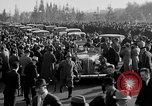 Image of Franklin Roosevelt's motorcade Washington DC USA, 1936, second 3 stock footage video 65675050232