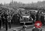 Image of Franklin Roosevelt's motorcade Washington DC USA, 1936, second 6 stock footage video 65675050232