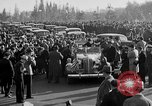 Image of Franklin Roosevelt's motorcade Washington DC USA, 1936, second 8 stock footage video 65675050232