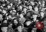 Image of heavy crowd Washington DC USA, 1936, second 3 stock footage video 65675050233