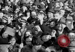 Image of heavy crowd Washington DC USA, 1936, second 7 stock footage video 65675050233