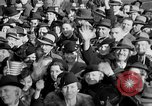 Image of heavy crowd Washington DC USA, 1936, second 8 stock footage video 65675050233