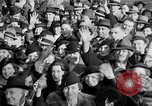 Image of heavy crowd Washington DC USA, 1936, second 9 stock footage video 65675050233