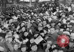 Image of heavy crowd Washington DC USA, 1936, second 11 stock footage video 65675050233