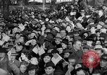 Image of heavy crowd Washington DC USA, 1936, second 12 stock footage video 65675050233