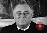 Image of Franklin Roosevelt Washington DC USA, 1936, second 2 stock footage video 65675050235