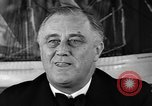 Image of Franklin Roosevelt Washington DC USA, 1936, second 4 stock footage video 65675050235