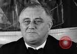 Image of Franklin Roosevelt Washington DC USA, 1936, second 5 stock footage video 65675050235