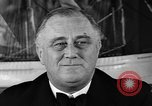 Image of Franklin Roosevelt Washington DC USA, 1936, second 6 stock footage video 65675050235