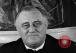 Image of Franklin Roosevelt Washington DC USA, 1936, second 10 stock footage video 65675050235