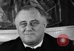 Image of Franklin Roosevelt Washington DC USA, 1936, second 11 stock footage video 65675050235