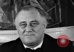 Image of Franklin Roosevelt Washington DC USA, 1936, second 12 stock footage video 65675050235