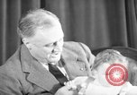 Image of Franklin D. Roosevelt Washington DC USA, 1936, second 1 stock footage video 65675050238