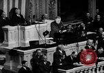 Image of Franklin Roosevelt Washington DC USA, 1937, second 4 stock footage video 65675050242