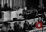 Image of Franklin Roosevelt Washington DC USA, 1937, second 7 stock footage video 65675050242