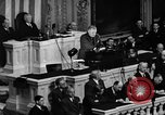 Image of Franklin Roosevelt Washington DC USA, 1937, second 10 stock footage video 65675050242