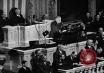 Image of Franklin Roosevelt Washington DC USA, 1937, second 11 stock footage video 65675050242