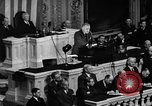 Image of Franklin Roosevelt Washington DC USA, 1937, second 12 stock footage video 65675050242