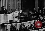 Image of Franklin Roosevelt Washington DC USA, 1937, second 2 stock footage video 65675050244
