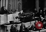 Image of Franklin Roosevelt Washington DC USA, 1937, second 3 stock footage video 65675050244