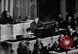 Image of Franklin Roosevelt Washington DC USA, 1937, second 4 stock footage video 65675050244