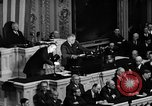 Image of Franklin Roosevelt Washington DC USA, 1937, second 9 stock footage video 65675050244
