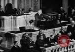 Image of Franklin Roosevelt Washington DC USA, 1937, second 4 stock footage video 65675050245