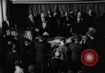 Image of Democratic Party Victory Dinner Washington DC USA, 1937, second 4 stock footage video 65675050246