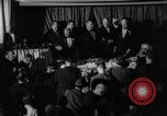 Image of Democratic Party Victory Dinner Washington DC USA, 1937, second 7 stock footage video 65675050246