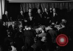Image of Democratic Party Victory Dinner Washington DC USA, 1937, second 9 stock footage video 65675050246