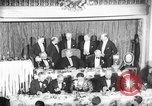Image of Democratic Party Victory Dinner Washington DC USA, 1937, second 1 stock footage video 65675050247