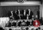 Image of Democratic Party Victory Dinner Washington DC USA, 1937, second 2 stock footage video 65675050247