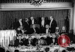 Image of Democratic Party Victory Dinner Washington DC USA, 1937, second 3 stock footage video 65675050247