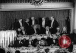Image of Democratic Party Victory Dinner Washington DC USA, 1937, second 4 stock footage video 65675050247