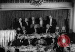 Image of Democratic Party Victory Dinner Washington DC USA, 1937, second 5 stock footage video 65675050247