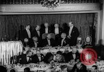 Image of Democratic Party Victory Dinner Washington DC USA, 1937, second 6 stock footage video 65675050247