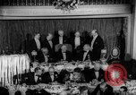 Image of Democratic Party Victory Dinner Washington DC USA, 1937, second 7 stock footage video 65675050247