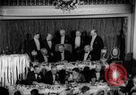 Image of Democratic Party Victory Dinner Washington DC USA, 1937, second 10 stock footage video 65675050247