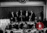 Image of Democratic Party Victory Dinner Washington DC USA, 1937, second 11 stock footage video 65675050247