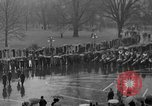 Image of bands and cadets Washington DC USA, 1937, second 5 stock footage video 65675050265
