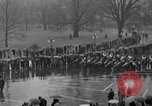 Image of bands and cadets Washington DC USA, 1937, second 8 stock footage video 65675050265