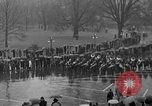 Image of bands and cadets Washington DC USA, 1937, second 10 stock footage video 65675050265